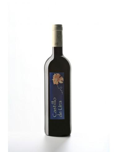 Botella de vino Castillo de Ura Reserva