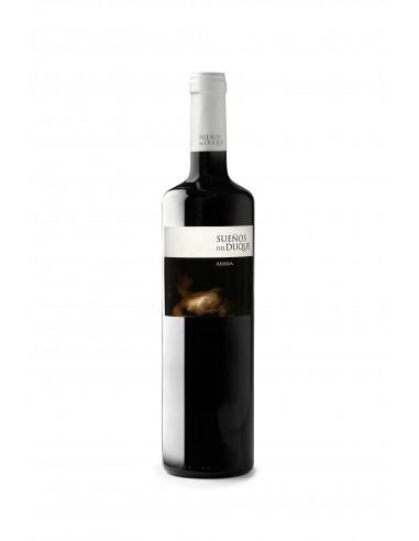 Botella de vino Sueños del Duque
