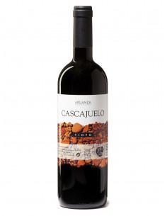 Botella de vino Cascajuelo tinto