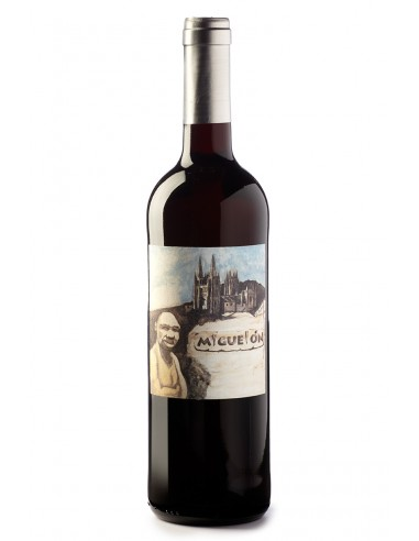 Botella de vino Miguelon