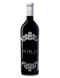 Botella de vino José del Amo Vendimia Seleccionada
