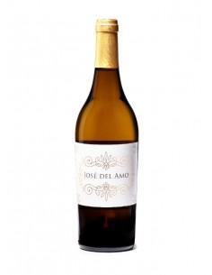 Botella de vino José del Amo verdejo fermentado en barrica